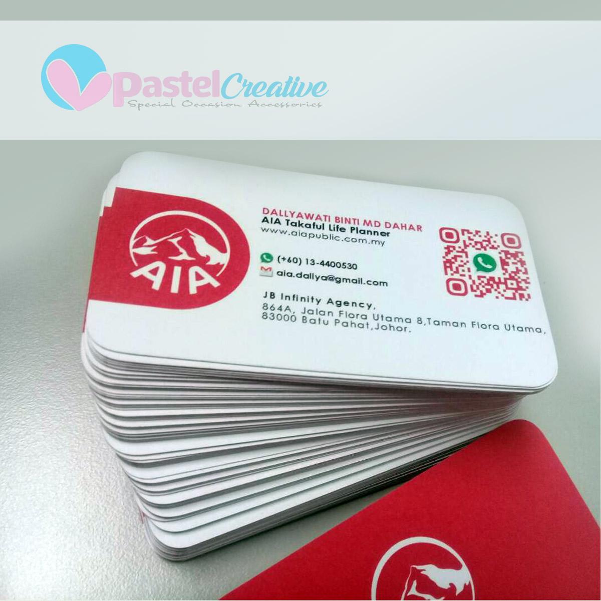 Standard Card Without Lamminate