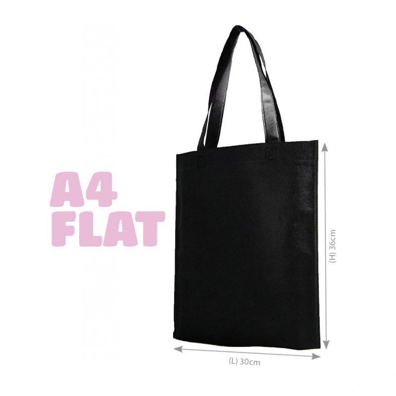 Non-Woven Bag - A4 (Flat)