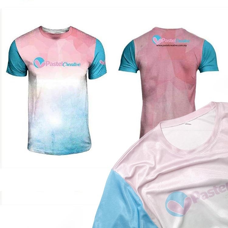Tempahan Sublimation Shirt